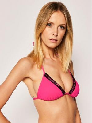 KARL LAGERFELD Góra od bikini KL20WTP10 Różowy
