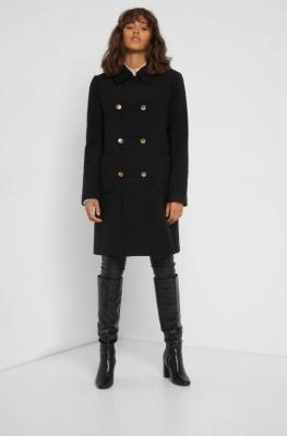 Dwurzędowy płaszcz