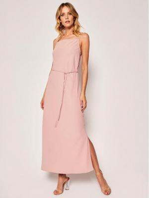 Calvin Klein Sukienka letnia Cami K20K201839 Różowy Regular Fit