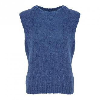Noella Kala Vest Swetry i bluzy Niebieski Dorośli Kobiety Rozmiar: