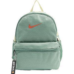 Miętowy plecak dziecięce Nike