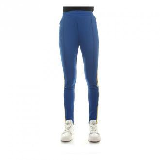 Adidas Gd2306 Spodnie Spodnie Niebieski Dorośli Kobiety Rozmiar: 44