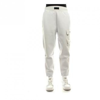 Reebok Fu2047 Trousers Spodnie Biały Dorośli Kobiety Rozmiar: S