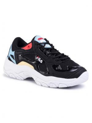 Fila Sneakersy Select Low Wmn 1010662.14A Czarny