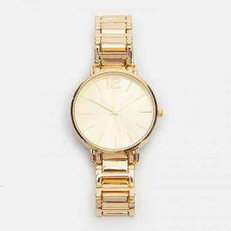 Sinsay - Zegarek na bransolecie - Złoty