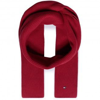 Szal TOMMY HILFIGER - Essential Knit Scarf AW0AW08775 XMP