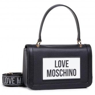 Torebka LOVE MOSCHINO - JC4300PP0BKQ0000 Nero