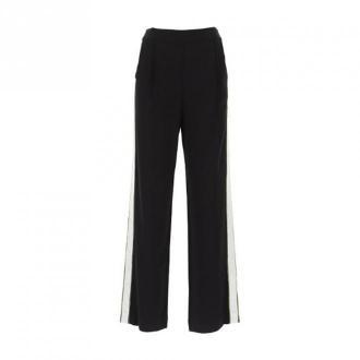 Karl Lagerfeld Spodnie Spodnie Czarny Dorośli Kobiety Rozmiar: 40