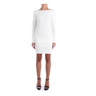 Liu Jo Choker sukienka Sukienki Biały Dorośli Kobiety Rozmiar: L - 40