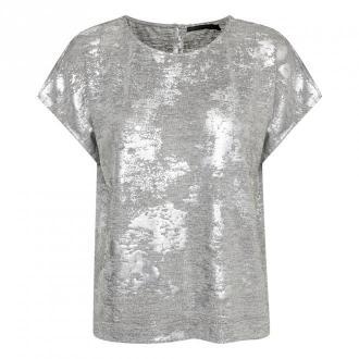 Karen by Simonsen kochanie koszulka Koszulki i topy Szary Dorośli