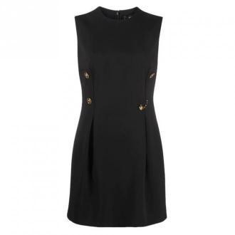 Versace Sukienka Sukienki Czarny Dorośli Kobiety Rozmiar: XL - 42
