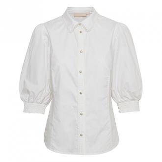 Karen by Simonsen ChillyKB Bluzka Bluzki i koszule Biały Dorośli