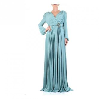 Guess sukienka 0Bg771-8592Z Sukienki Niebieski Dorośli Kobiety