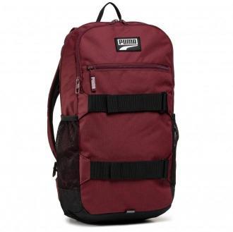 Plecak PUMA - Deck Backpack 76905 10 Burgundy