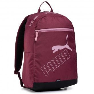 Plecak PUMA - Phase Backpack II 077295 01 Burgundy