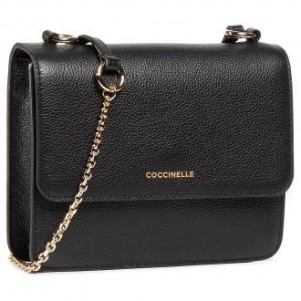 Torebka COCCINELLE - GV3 Mini Bag E5 GV3 55 P1 07 Noir 001