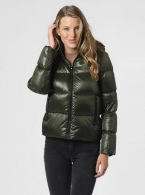 Calvin Klein Jeans - Damska kurtka puchowa, zielony
