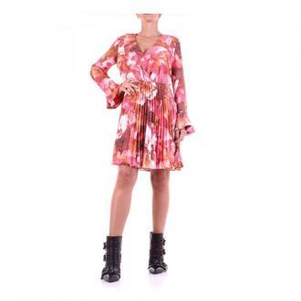 Guess sukienka 0Bg759-8753Z Sukienki Różowy Dorośli Kobiety Rozmiar: S