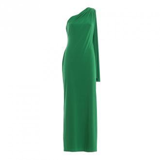 Ralph Lauren Ubierz 253737316 002 Sukienki Zielony Dorośli Kobiety