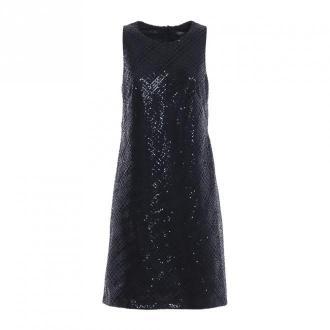 Polo Ralph Lauren Sukienka Sukienki Niebieski Dorośli Kobiety Rozmiar: