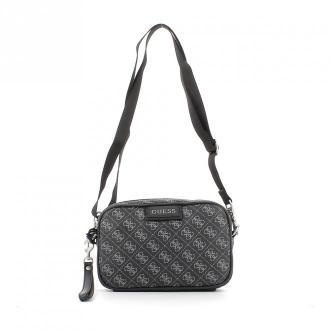 Guess Man Bag Danlp0344 A20 Torby Czarny Dorośli Kobiety Rozmiar: