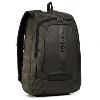 Plecak PEPE JEANS - Mochila Portaord. 7352863  Green