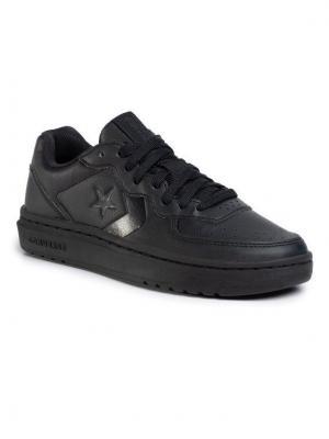 Converse Sneakersy Rival Ox 164444C Czarny