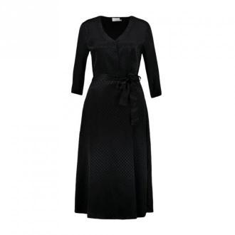 Kaffe Kavella Sukienka Sukienki Czarny Dorośli Kobiety Rozmiar: S - 36
