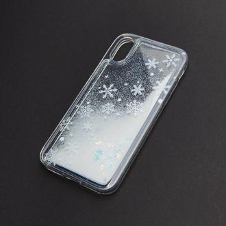 Cropp - Zimowe etui na Iphone X - Biały