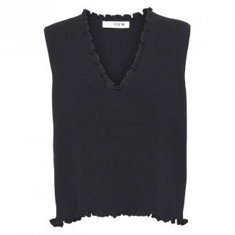 A-View Fiji Av1367 Swetry i bluzy Czarny Dorośli Kobiety Rozmiar: 38