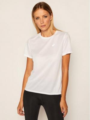 Asics Koszulka techniczna Katakana Ss 2012A827 Biały Regular Fit