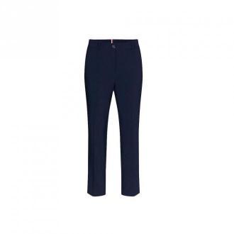 Stretch Poly Slim trousers