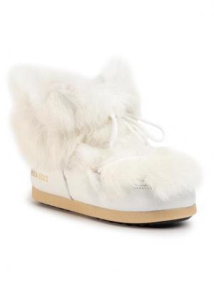 Moon Boot Śniegowce Mb Far Side 50 Low Shearling 24201800001 Biały