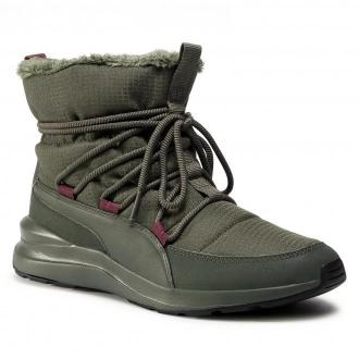 Sneakersy PUMA - Adela Winter Boot 369862 05 Thyme/Thyme
