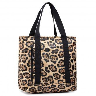 Torebka LACOSTE - L Shopping Bag NF3345XM  Leopard