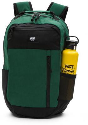 Vans DISORDER PLUS PINE NEEDLE/BLACK uczeń plecak