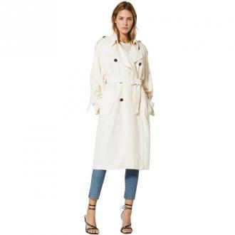 IRO Phenon Coat Płaszcze Biały Dorośli Kobiety Rozmiar: 34