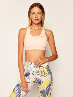 NIKE Biustonosz top Medium-Support Non-Padded BV3630 Różowy
