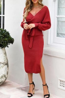 Sukienka FRANKA RED