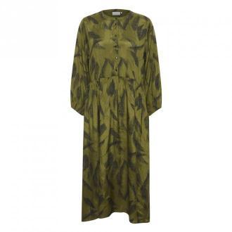 Kaffe ubierz kadarly Sukienki Zielony Dorośli Kobiety Rozmiar: 38