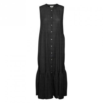 Kaffe KAvivian Sukienka Sukienki Czarny Dorośli Kobiety Rozmiar: 34