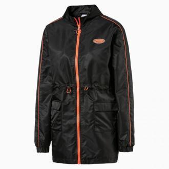 PUMA Tech Clash Utility Women's Coat, Czarny, rozmiar XXS, Odzież