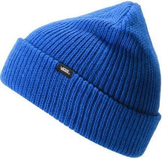 Vans CORE BASIC VICTORIA BLUE czapka zimowa damska