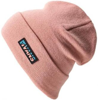 Vans BREAKIN CURFEW ROSE DAWN czapka zimowa damska