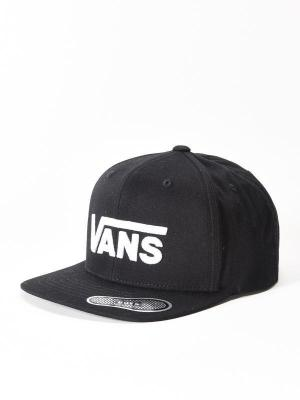 Vans DROP V II black/white czapka dziecko