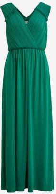 Zielona sukienka maxi VILA Ali - L