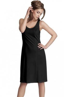 Mewa 4126 Halka pod sukienkę, czarny