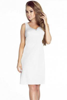 Mewa 1094 Halka pod sukienkę, biały