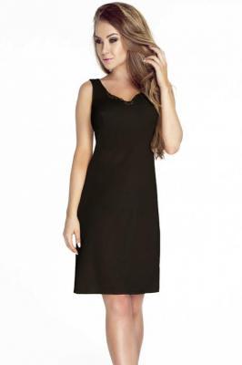 Mewa 1094 Halka pod sukienkę, czarny