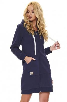 Dn-nightwear SMZ.9756 Nocna szlafrok, cosmos
